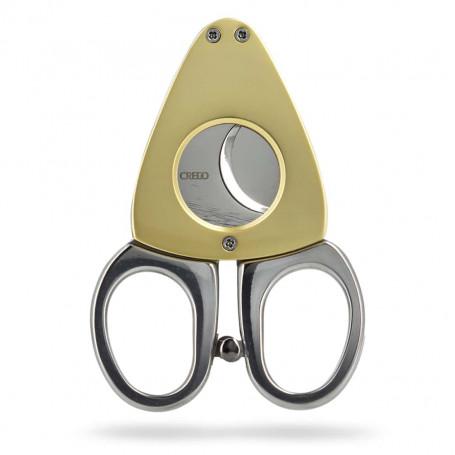 Gold Synchro Cigar Cutter
