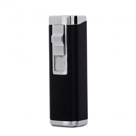 Black USA Triple Jet Lighter