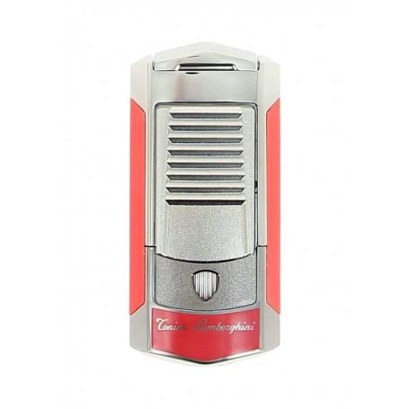 Luxury Gun and Red Sepang Lighter