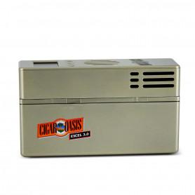 Humidificateur Electronique Oasis Excel 3.0 Gris et Noir
