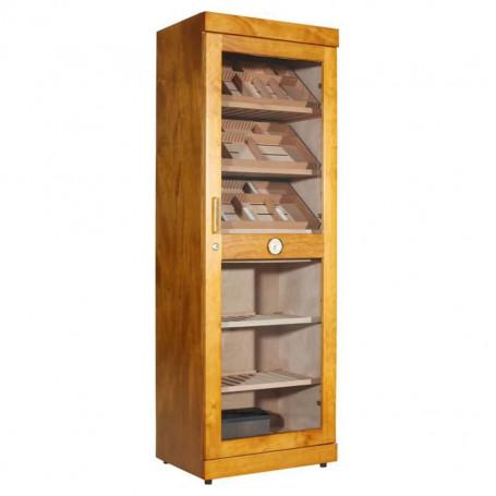 Humidor cigar cabinet Roma Acajou