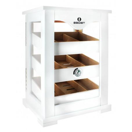 Egoist White cigars cabinet