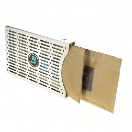 Boveda metal support for 2 humidification system