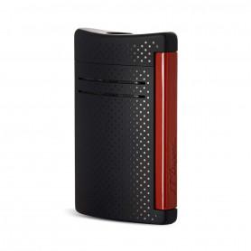 Matt black and red Maxi Jet Lighter
