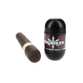 Coupe cigare 6 lames Puncher Shuriken Noir