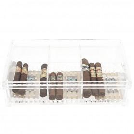 Cave à cigare Plexiglass grand modèle Boveda