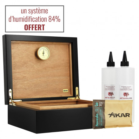 Humidor and Accessories Pack
