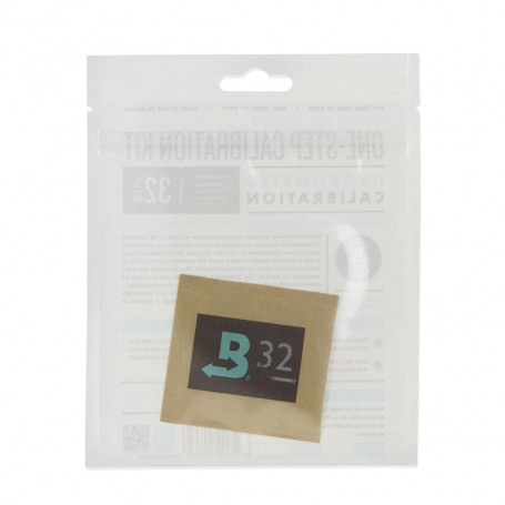 Kit Calibration Boveda pour Hygromètre 32%
