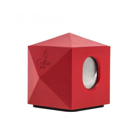 Coupe Cigare 2 lames Colibri Quasar Rouge