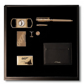 Coffret Collector Dupont 007 James Bond