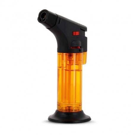 Orange Jet Torch Table Lighter