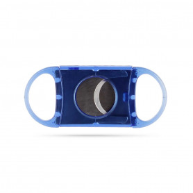 Coupe Cigare 2 lames Bleu