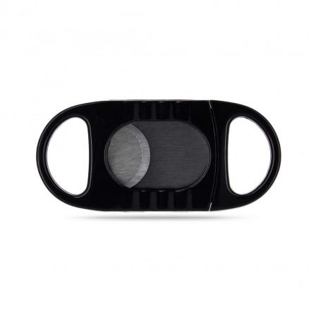 Coupe Cigare 2 lames Plastique Noir Pas Cher