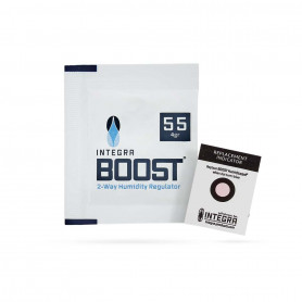 Sachet Humidification Cigare 55 % 4 g Integra Boost