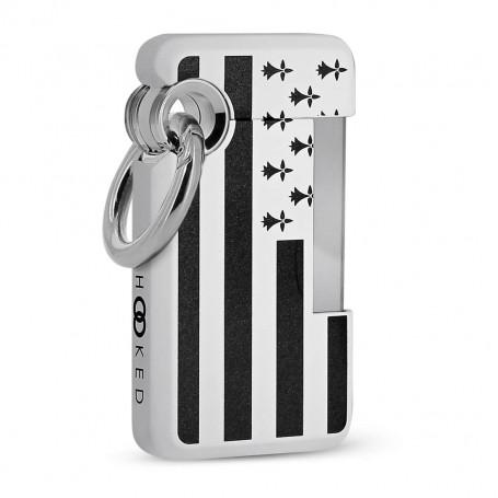 Hooked Breton Flag Lighter