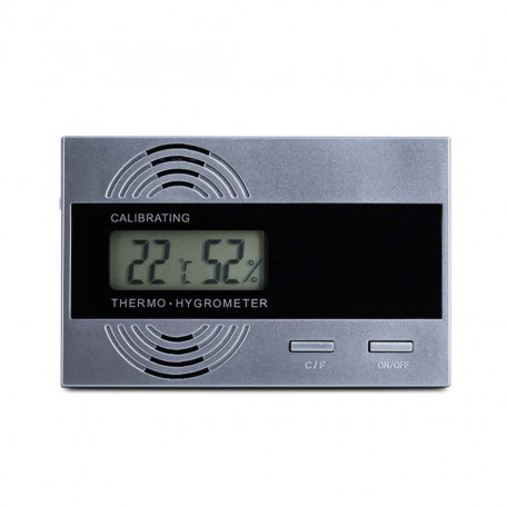 Electronic Hygrometer-Thermometer