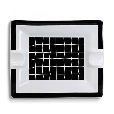 Cendrier Cigare Noir et Blanc 4ème Dimension