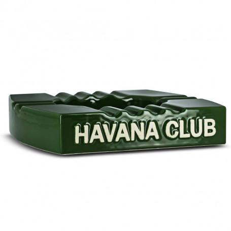 Green Maximo Havana Club Cigar Ashtray