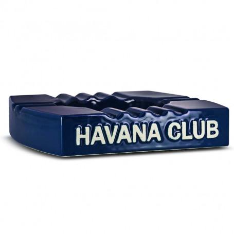 Cendrier Cigare Maximo Havana Club Bleu
