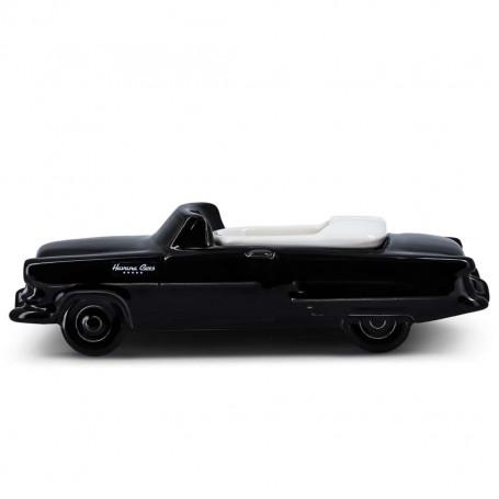 Black Car Havana Club Cigar Ashtray