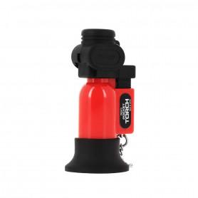 Red Pocket Torch Lighter