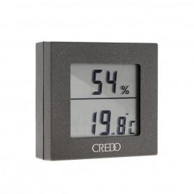 Hygrometre Electronique Gris